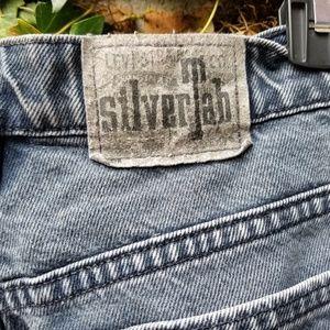 Vintage silver tag Levi's